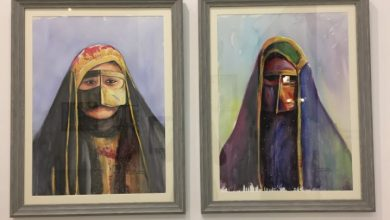 Photo of 11 artists display watercolour works at Al Markhiya Gallery
