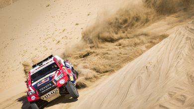 Photo of World champion Nasser Al-Attiyah is the third overall ranking in the Dakar International Rally