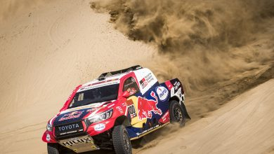 Photo of Al-Attiyah cruises to lead in Oman rally