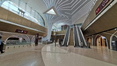 Photo of Msheireb Station awarded green building certifications