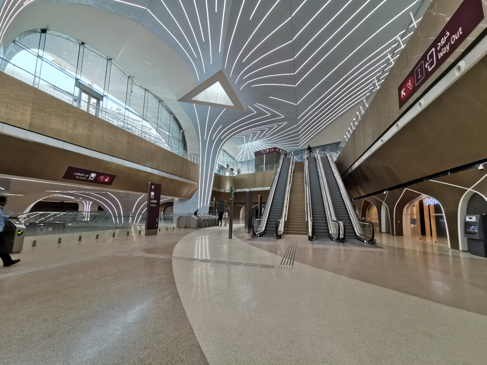 Msheireb Station awarded green building certifications