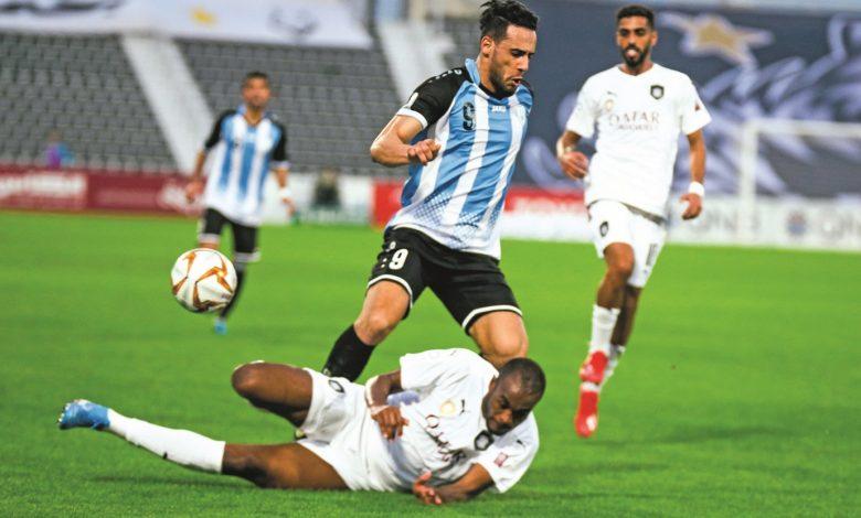 Al Wakrah shock Al Sadd; Al Arabi win