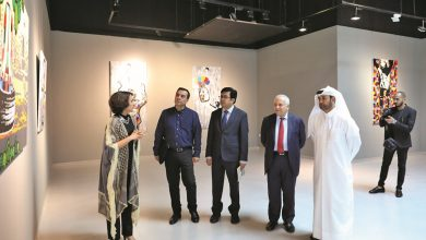 Photo of Exhibition at Katara focuses on plight of Palestinian children