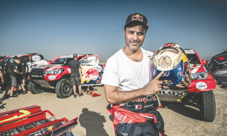 Al Attiyah gears up for Dakar Rally title defence