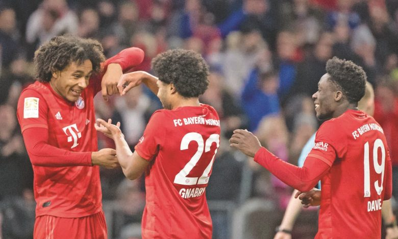 Bayern Munich to arrive in Doha today