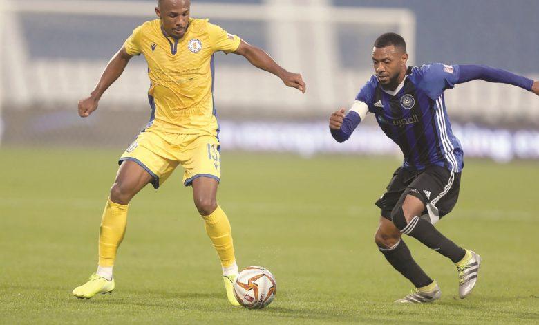 Qatar SC hold Al Duhail to goalless draw; Al Khor shock Al Sailiya 2-1