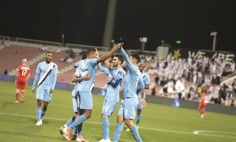 Al Sadd score big 6-1 win over Arabi