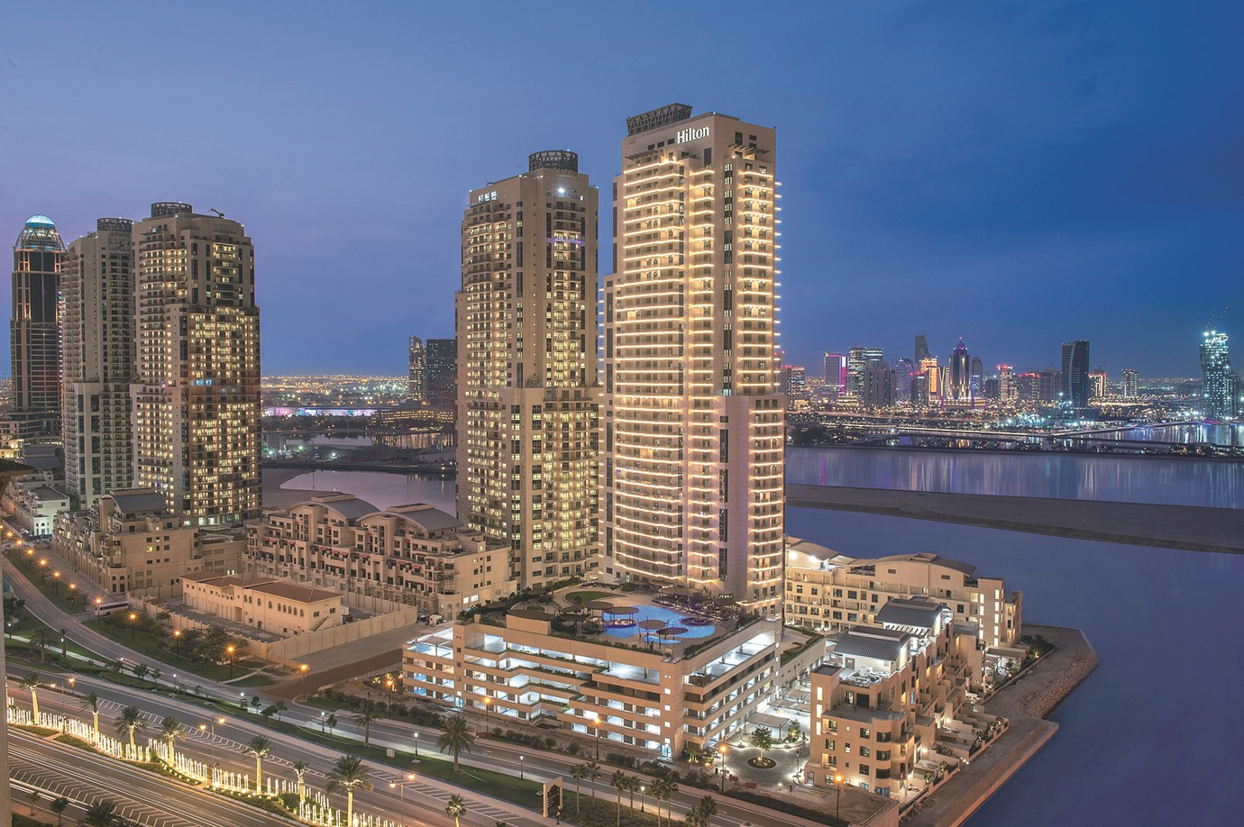 Hilton Doha The Pearl Residences opens