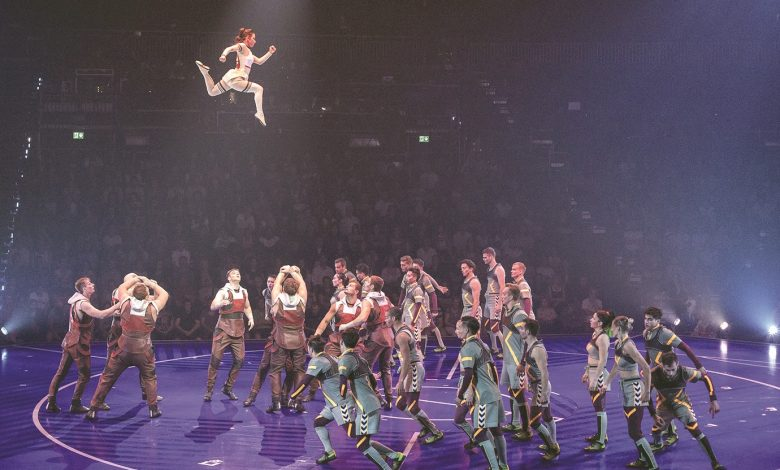 Qatar to host Asia debut of Cirque du Soleil's football-inspired show 'Messi 10'