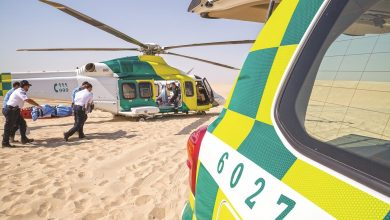 Photo of HMC's Ambulance Service responds to 571 calls in Sealine area