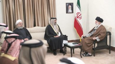 Photo of Qatar Amir meets Supreme Leader of Iran
