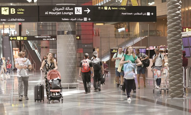 Hamad International Airport serves 1 million passengers in first week of Jan