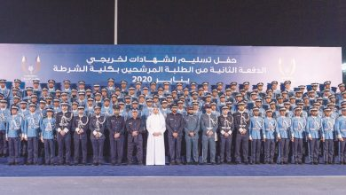 Photo of PM attends Police College graduation ceremony