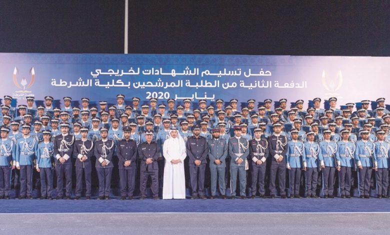 PM attends Police College graduation ceremony