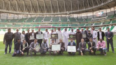 Photo of Education City Stadium awarded GSAS five-star rating