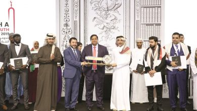 Photo of Doha hands over keys of Islamic Youth Capital to Dhaka