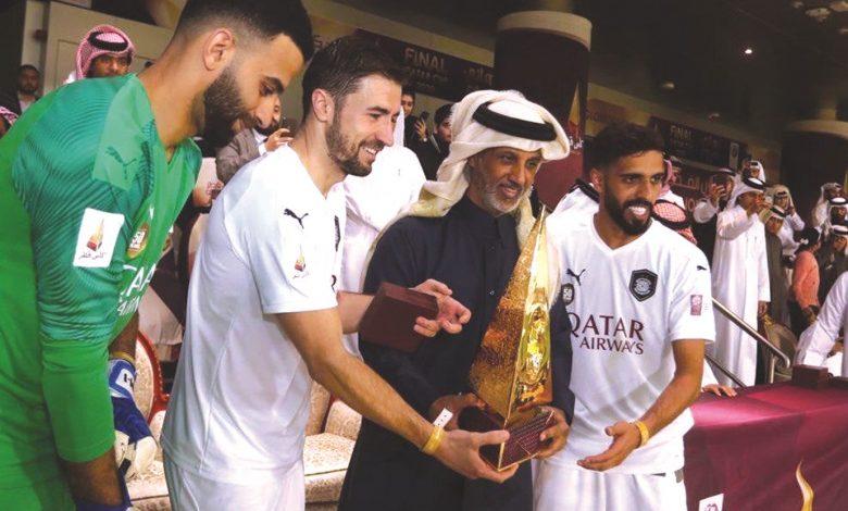 Al Sadd crush Al Duhail to win Qatar Cup
