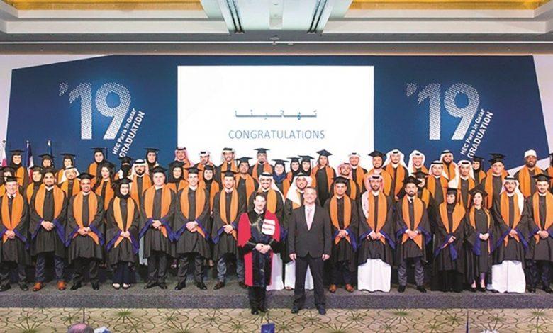 HEC Paris in Qatar honours class of 2019 at graduation ceremony