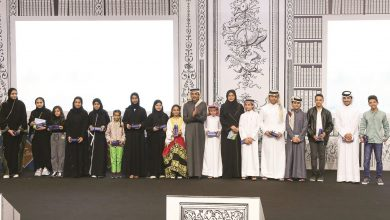 Photo of Minister of Culture and Sports honours winners in 'Future's Writers-3'