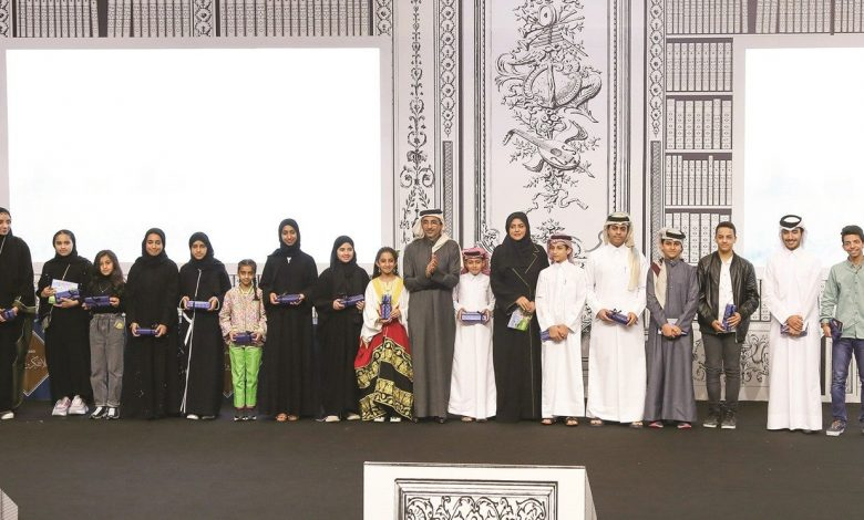 Minister of Culture and Sports honours winners in 'Future's Writers-3'