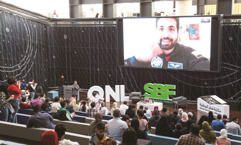 Science Book Forum at QNL highlights voyage into space