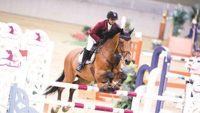 Photo of Al Shaqab sponsors a new generation of equestrian professionals