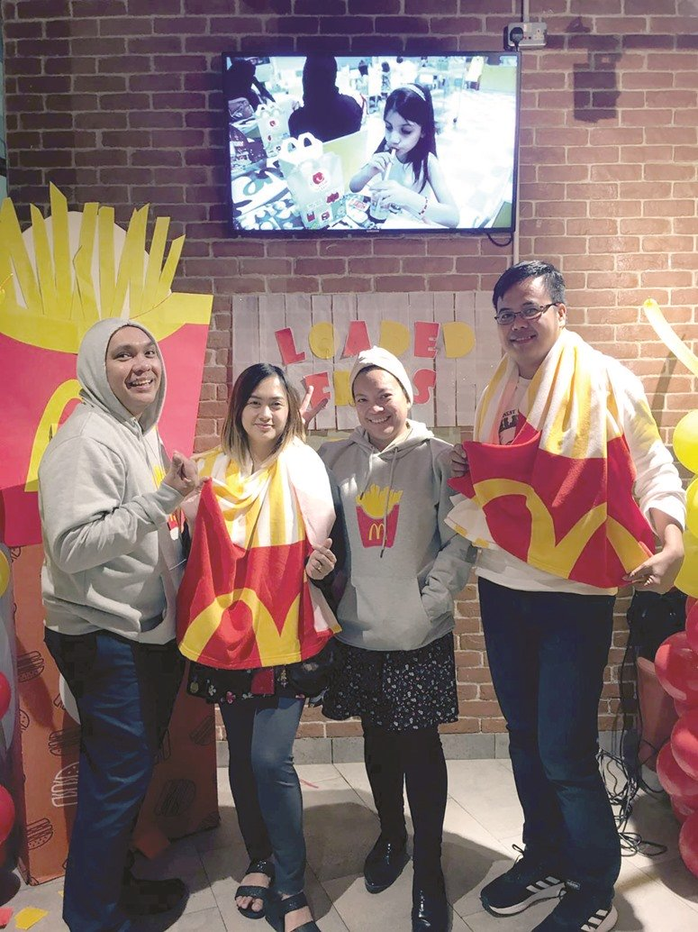 McDonald's Qatar offers its famous McFries for a limited time