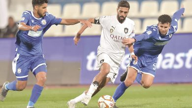 Photo of Al Sadd grab full points against Al Khor with Afif's missile