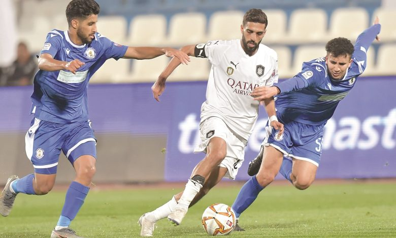 Al Sadd grab full points against Al Khor with Afif's missile