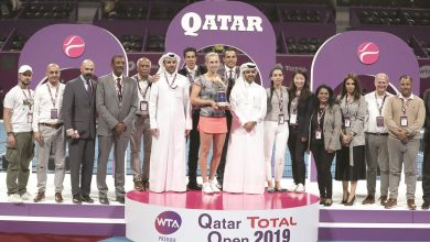 Photo of Qatar Total Open: Sale of tickets begins tomorrow