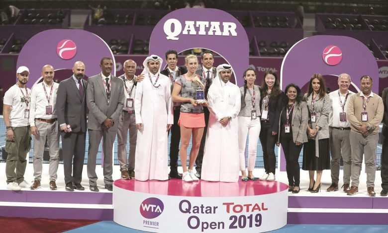 Qatar Total Open: Sale of tickets begins tomorrow