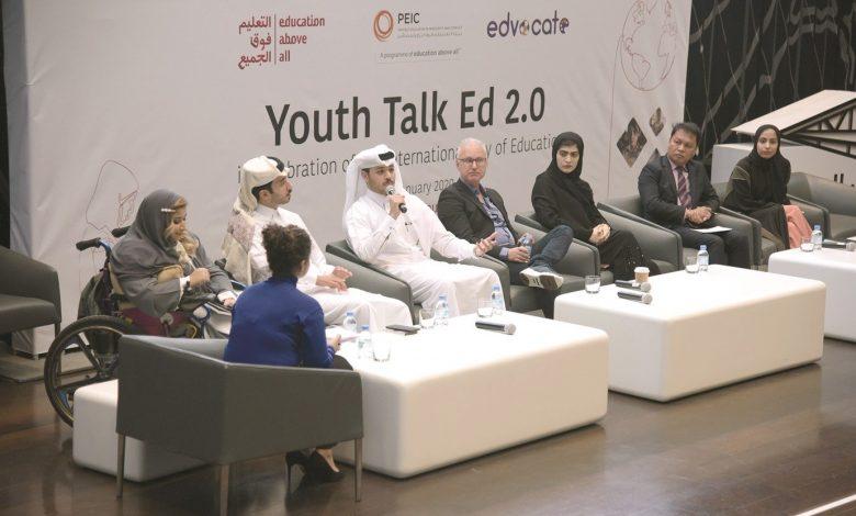 EAA organises Youth Talk Ed 2.0