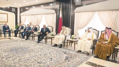 Photo of Amir meets Ministers, Security and Military leaders