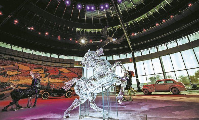 QF opens 'Seeroo fi al Ardh' art installation to public