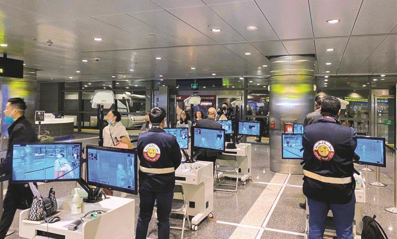 Qatar launches precautionary measures, passenger screening starts at HIA