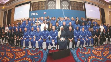 Photo of FIFA Technical Experts' Workshop kicks off in Doha