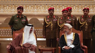 Photo of Amir offers condolences to Sultan of Oman