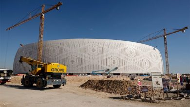 Photo of Al Thumama Stadium