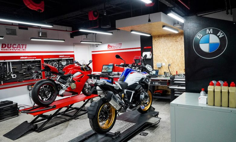 Alfardan Motorcycles launches world-class service center in The Pearl-Qatar