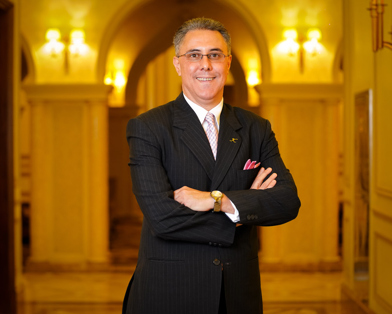 Karim Tayach appointed as the new Cluster General Manager of Kempinski Properties in Doha