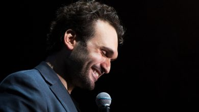 Photo of START THE NEW YEAR LAUGHING WITH STAND-UP COMEDIAN NEMR