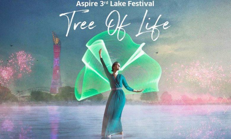Third Aspire Lake Festival on January 10