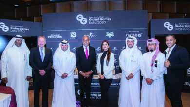 Photo of Grand opening of QATAR Esports WEGA Global Games on January 16