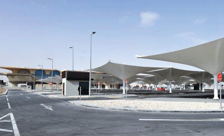 Free parking near Al Wakra Metro Station opens