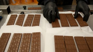 Photo of Customs foils smuggling of hashish inside chocolate bars