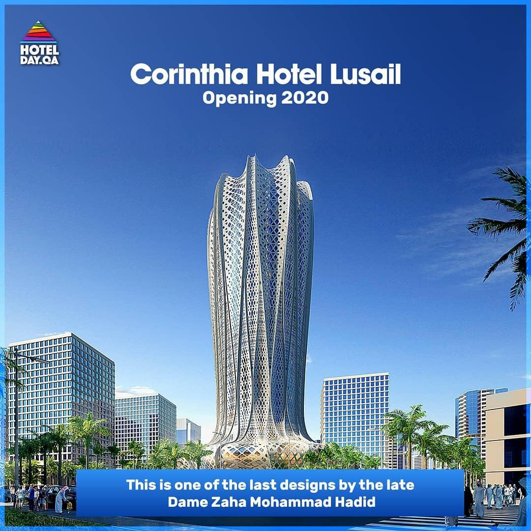 Corinthia Hotel Lusail Opening 2020