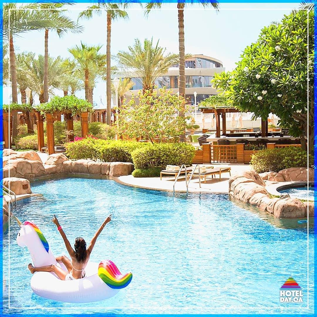 Four Season Doha; Poolside, Beach And Private Cabana Service