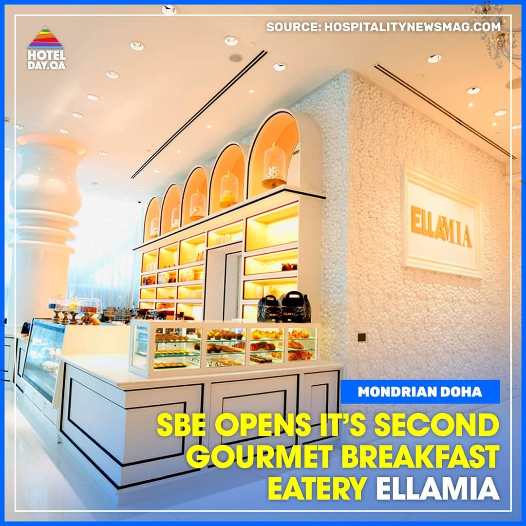 SBE opens its second gourmet breakfast eatery ELLAMIA