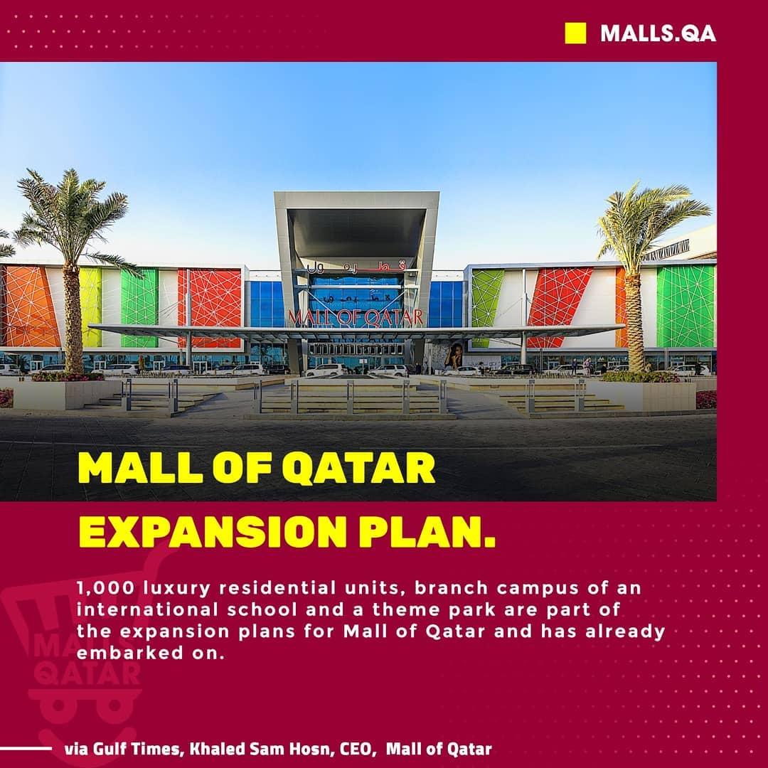 Mall of Qatar Expansion Plan