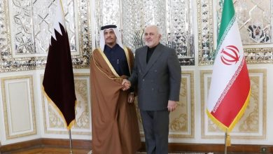 Photo of Qatar Foreign Minister meets Iranian counterpart in Tehran